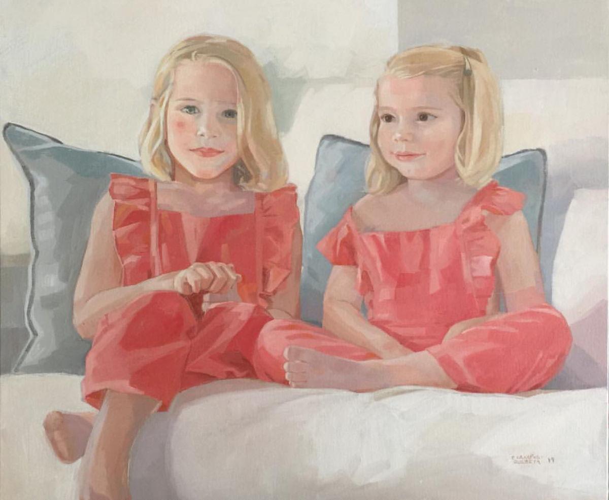 Las niñas de Olivia - Carmen Campos Guereta
