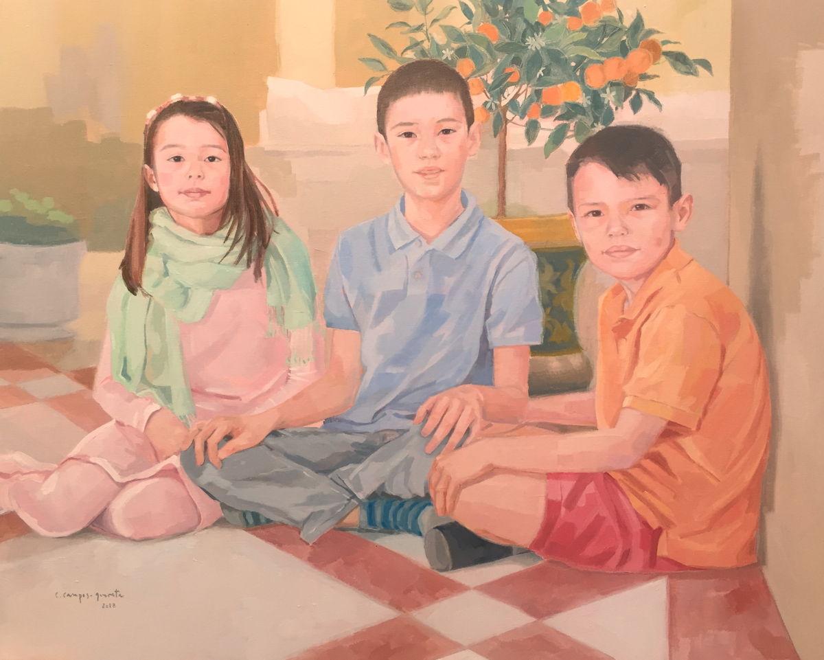 Los nietos de Leena y Pentii - Carmen Campos Guereta