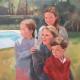 Retrato Familia Fontán - Carmen Campos Guereta