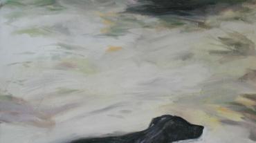 swiming-oleo-sobre-lienzo - Carmen Campos Guereta